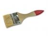 Кисть плоская с деревянной ручкой