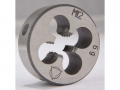 Плашка круглая М 4,0х0,7 метрическая, ГОСТ 9740-71, кл точ 6g, сталь 9XC