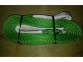 Трос буксировочный Сибиряк для авто 2.5 т, 5м, две петли, раз. нагр. 14 т, ширина 60мм